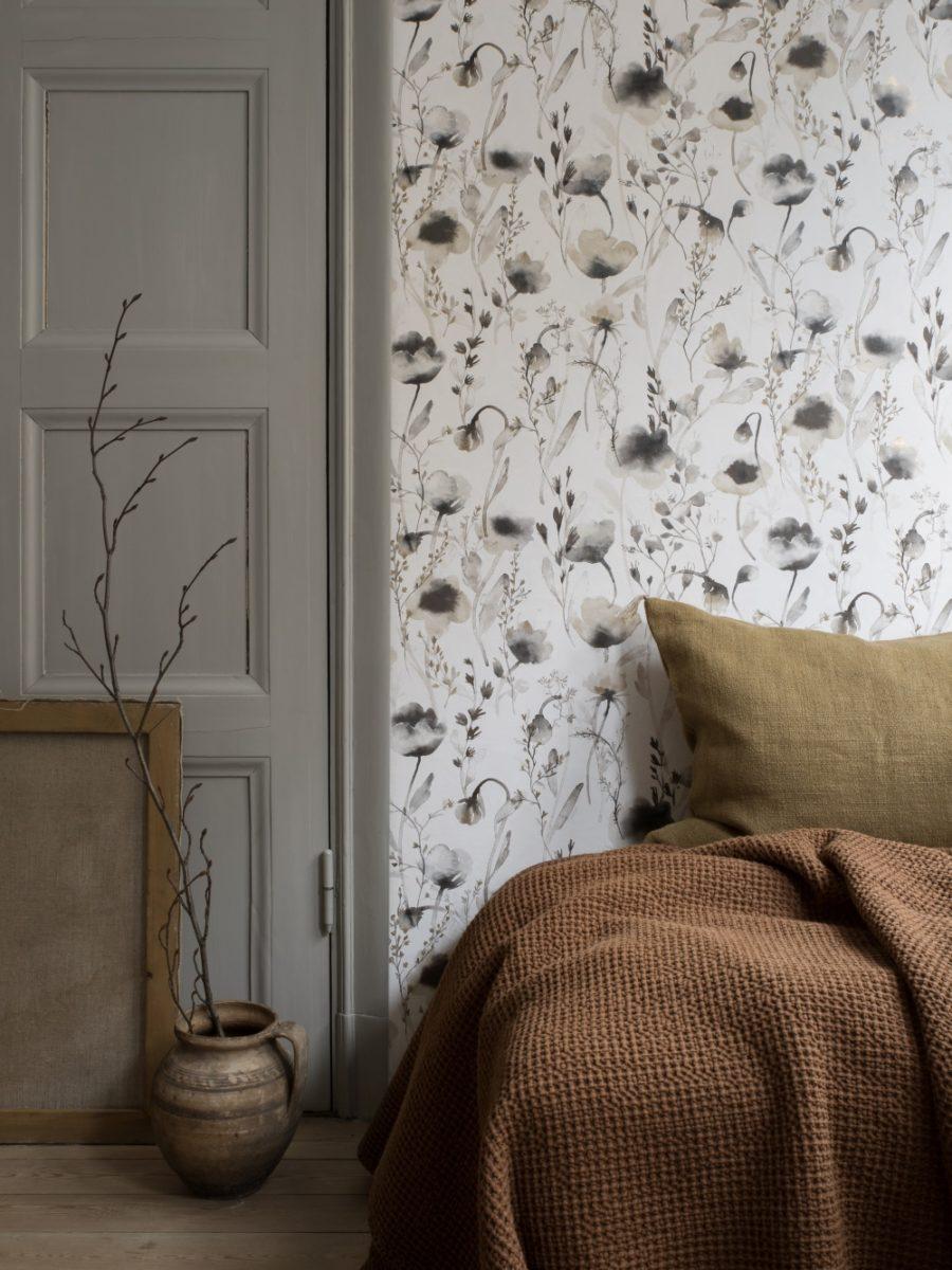 Lovely life gillar nya tapetkollektionen oas fr n Hallway wallpaper inspiration