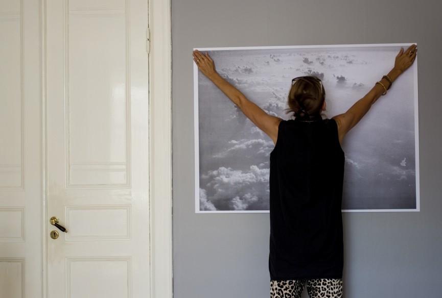 hedasgatan - moln + nina