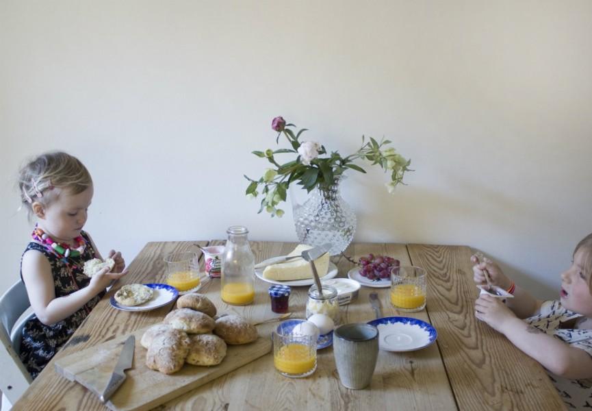 breakfast in may