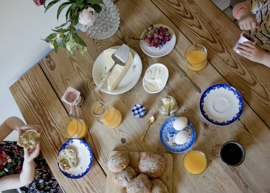 breakfast in may2