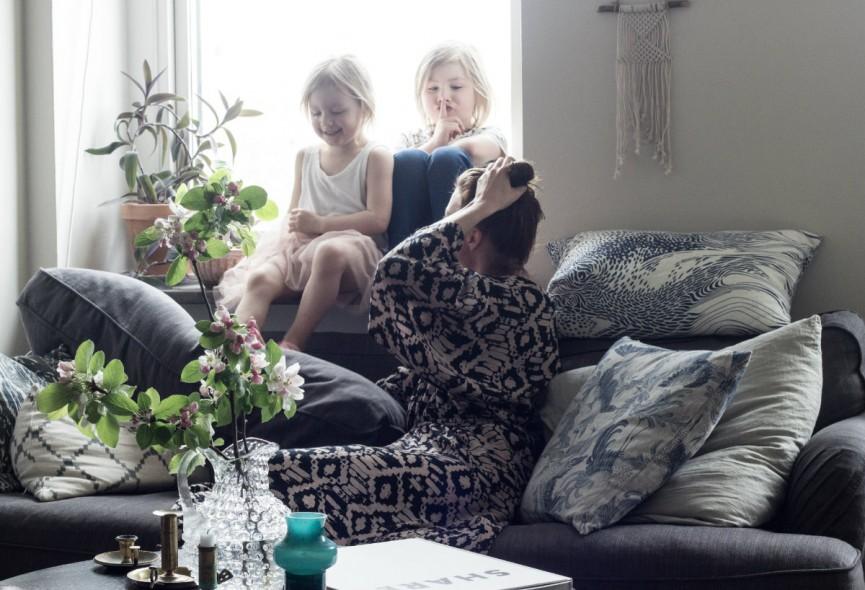 Nanna van Berlekom-family