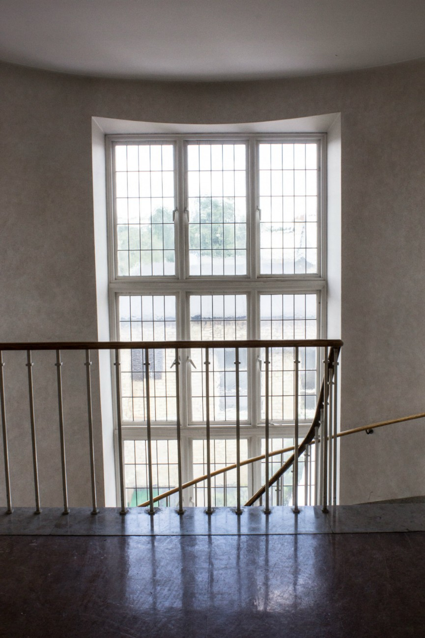Nanna van Berlekom-windows