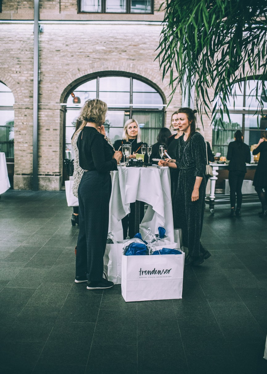 Kristin Lagerqvist:influencers