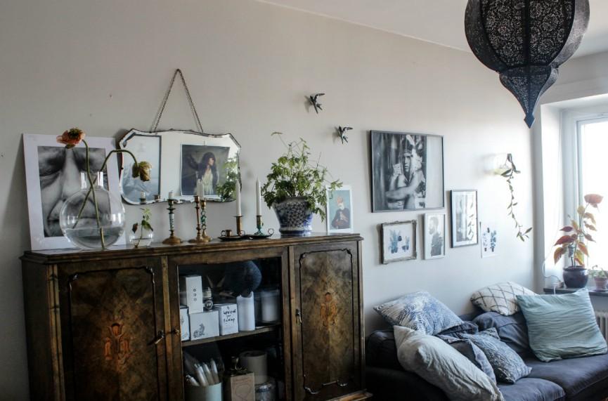 Nanna van Berlekom-livingroom