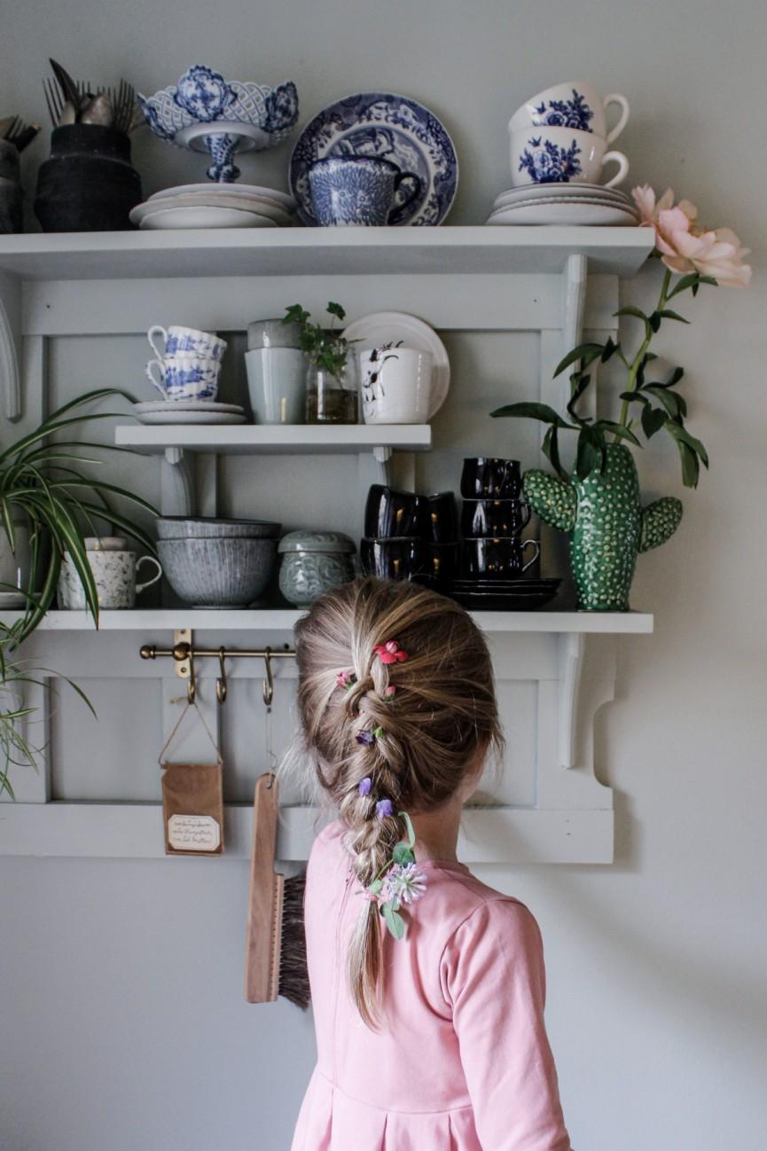 Nanna van Berlekom-blomster braid