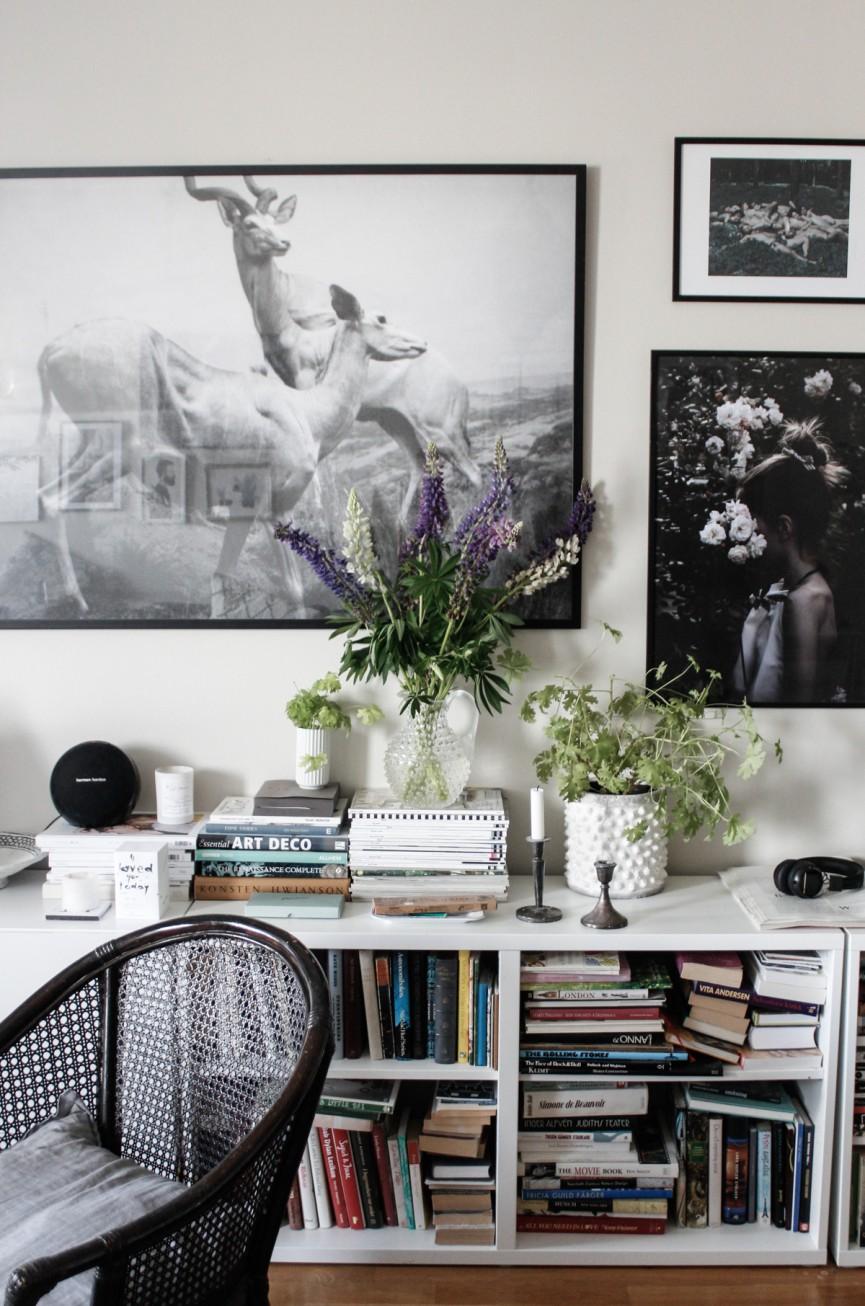 Nanna van Berlekom-blomster pion