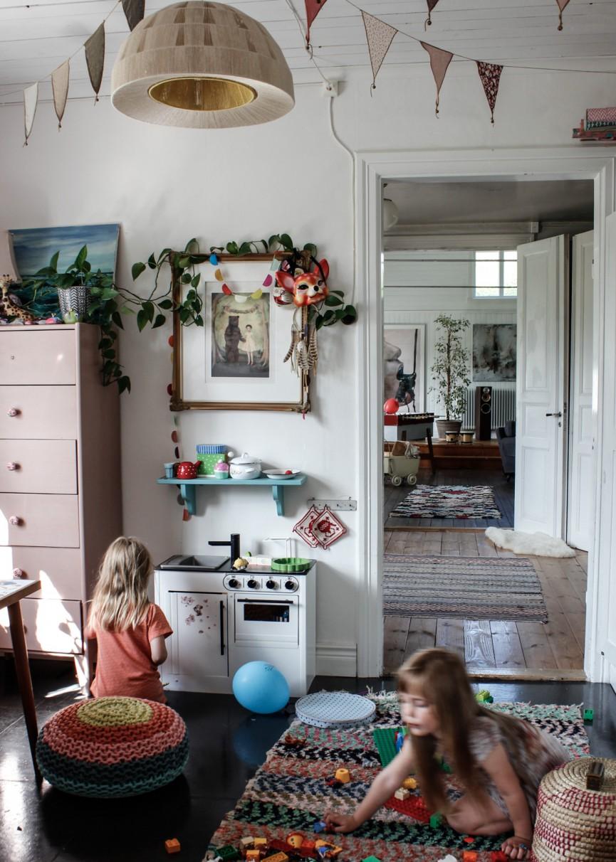 Nanna van Berlekom-hos Minna
