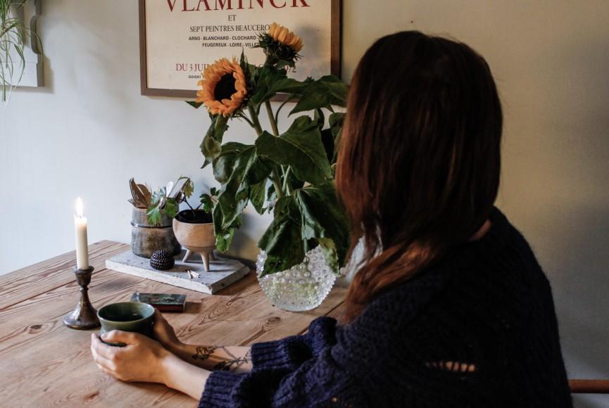 Nanna van Berlekom-sunflower-5