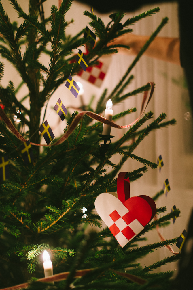Christmas tree by Babes in Boyland