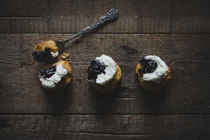 Saffron muffins by Babes in Boyland