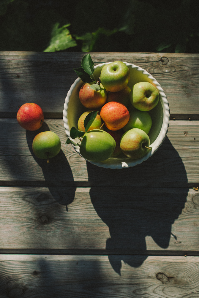 Apples by Babes in Boyland