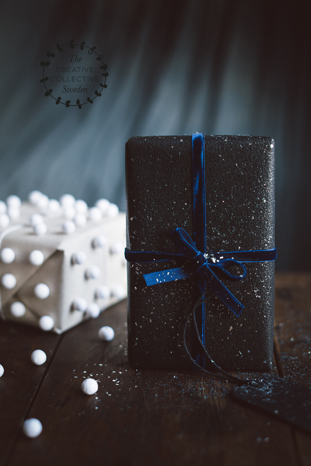 Creative wrapping by Babes in Boyland