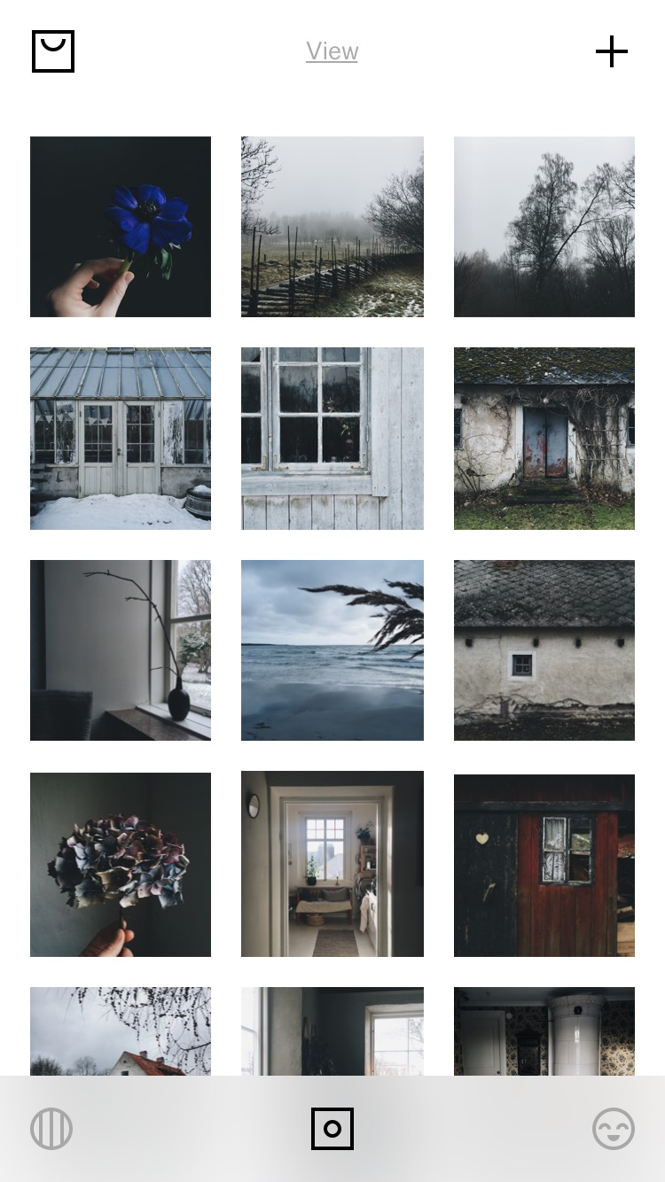 VSCO grid by Babes in Boyland