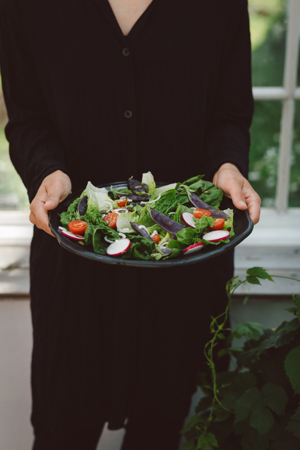 Summer salad by Babes in Boyland