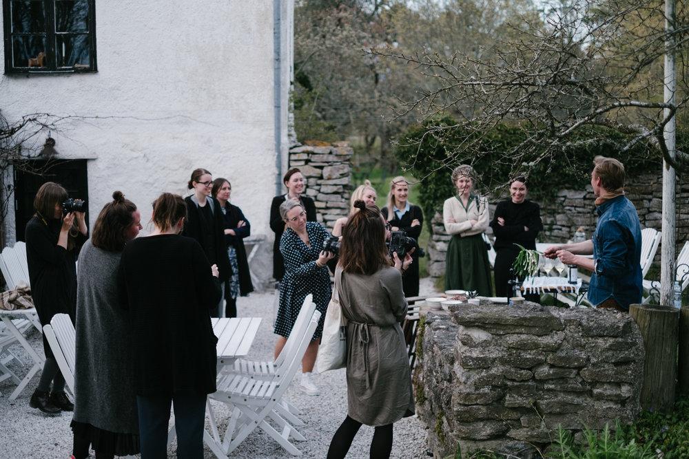 Babes in Boyland workshop by Matilda/Avbild