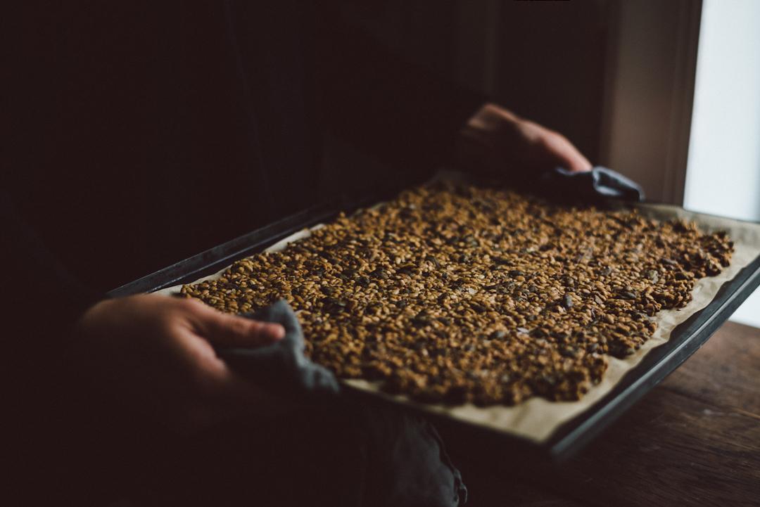 Crisp bread by Babes in Boyland