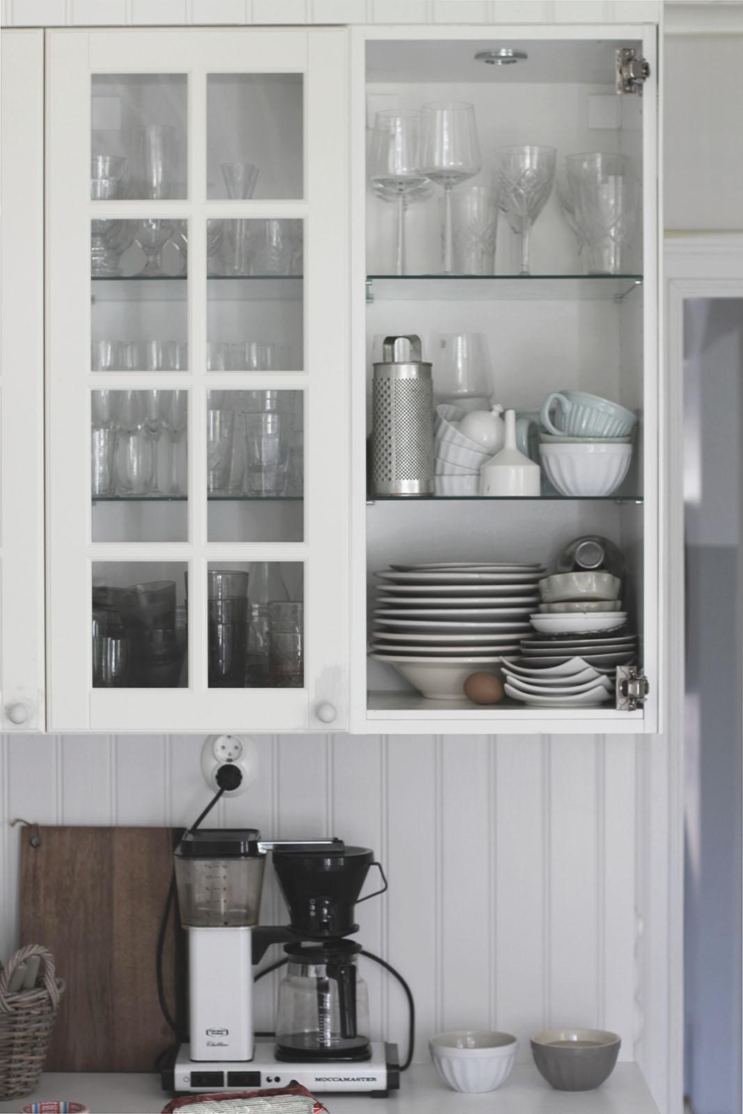 DIY - förvandling av IKEA-luckor - Strenghielm - Strenghielm : måla köksskåp : Kök