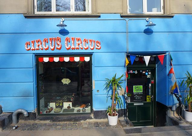 cirkus köpenhamn