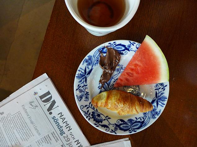 story frukost
