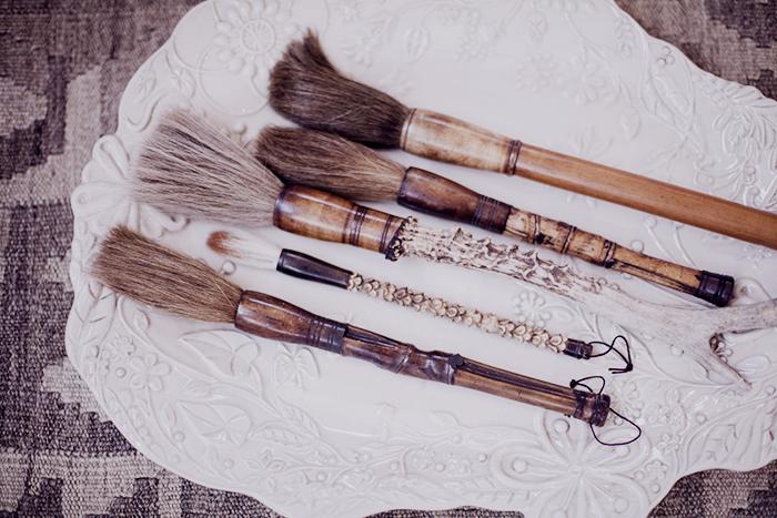 vackra penslar