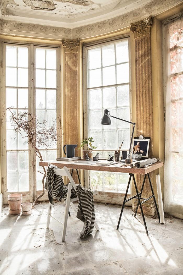 Ikea Livet Hemma Sinnerlig arbetsplats © Anna Malmberg
