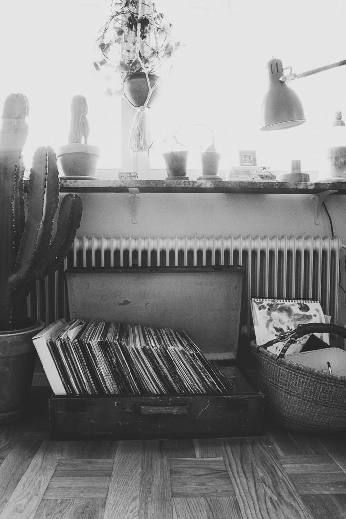 Records © Anna  Malmberg