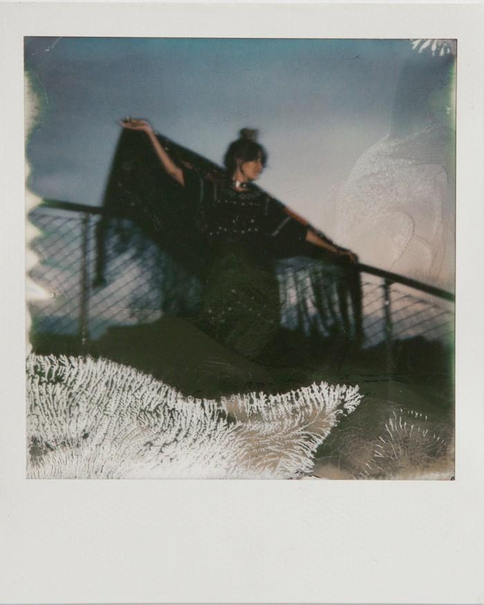 Marina  Polaroid © Anna  Malmberg