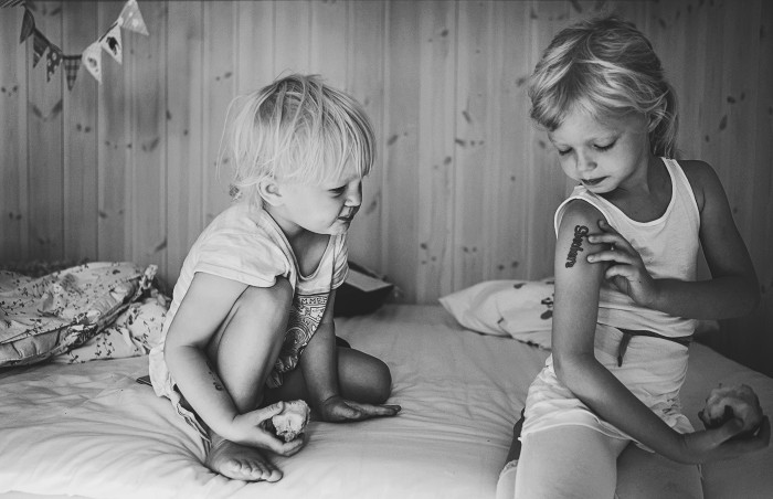 little sweethearts © Anna  Malmberg