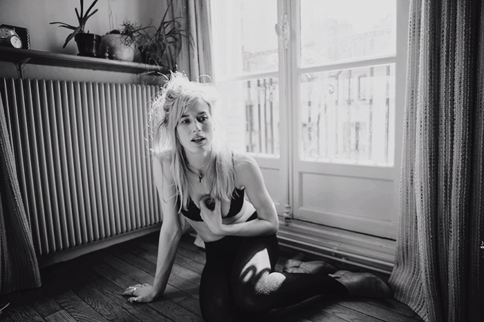 Sara in Paris © Anna  Malmberg