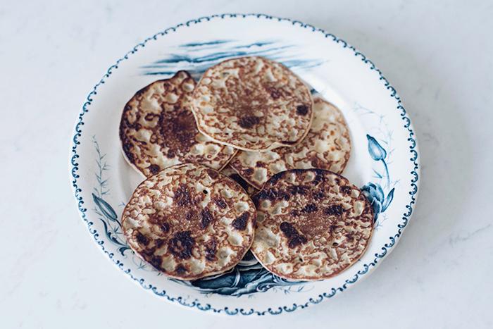 pancakes © Anna  Malmberg