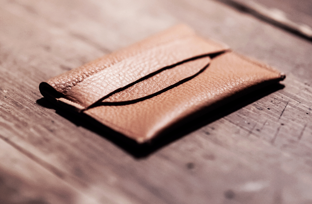 leather pouch ©Anna Malmberg