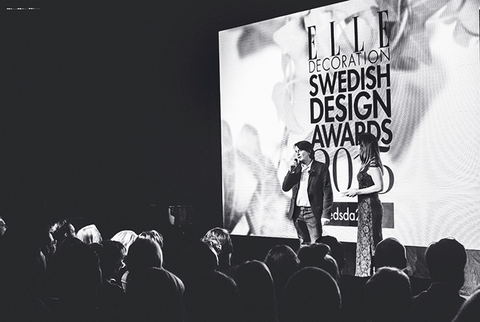 Elle Decoration Swedish Design Award © Anna  Malmberg