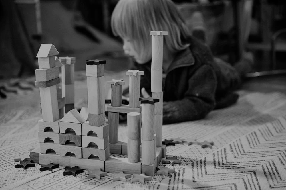 Wooden blocks ©Anna Malmberg