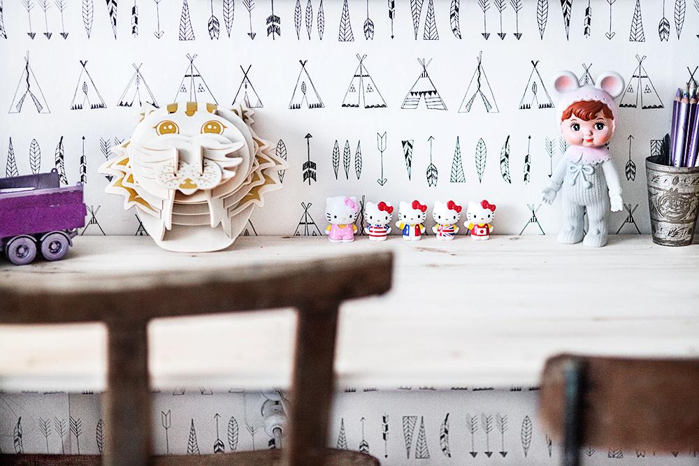 kids desk ©Anna Malmberg