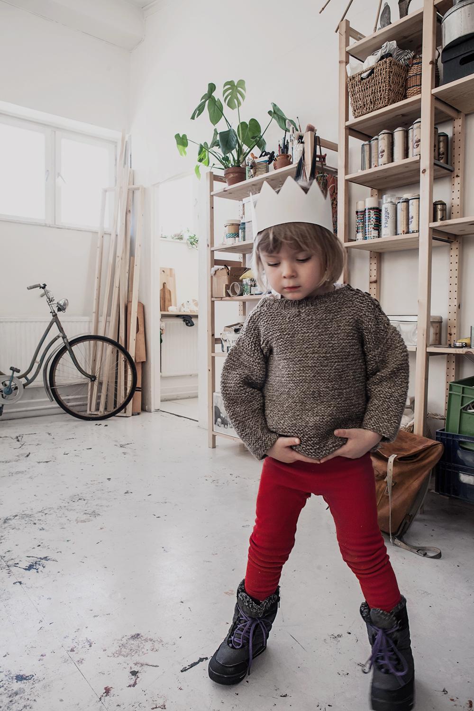 Le petit prince ©Anna Malmberg