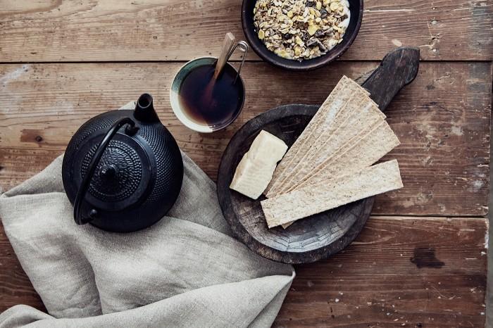 Breakfast table © Anna Malmberg