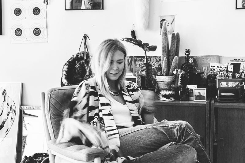Sara Boork © Anna Malmberg