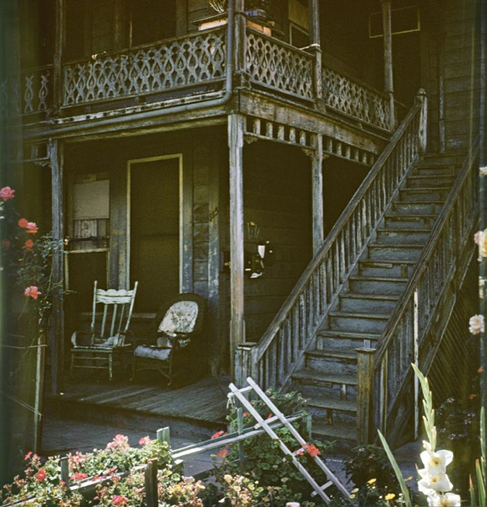 old porch