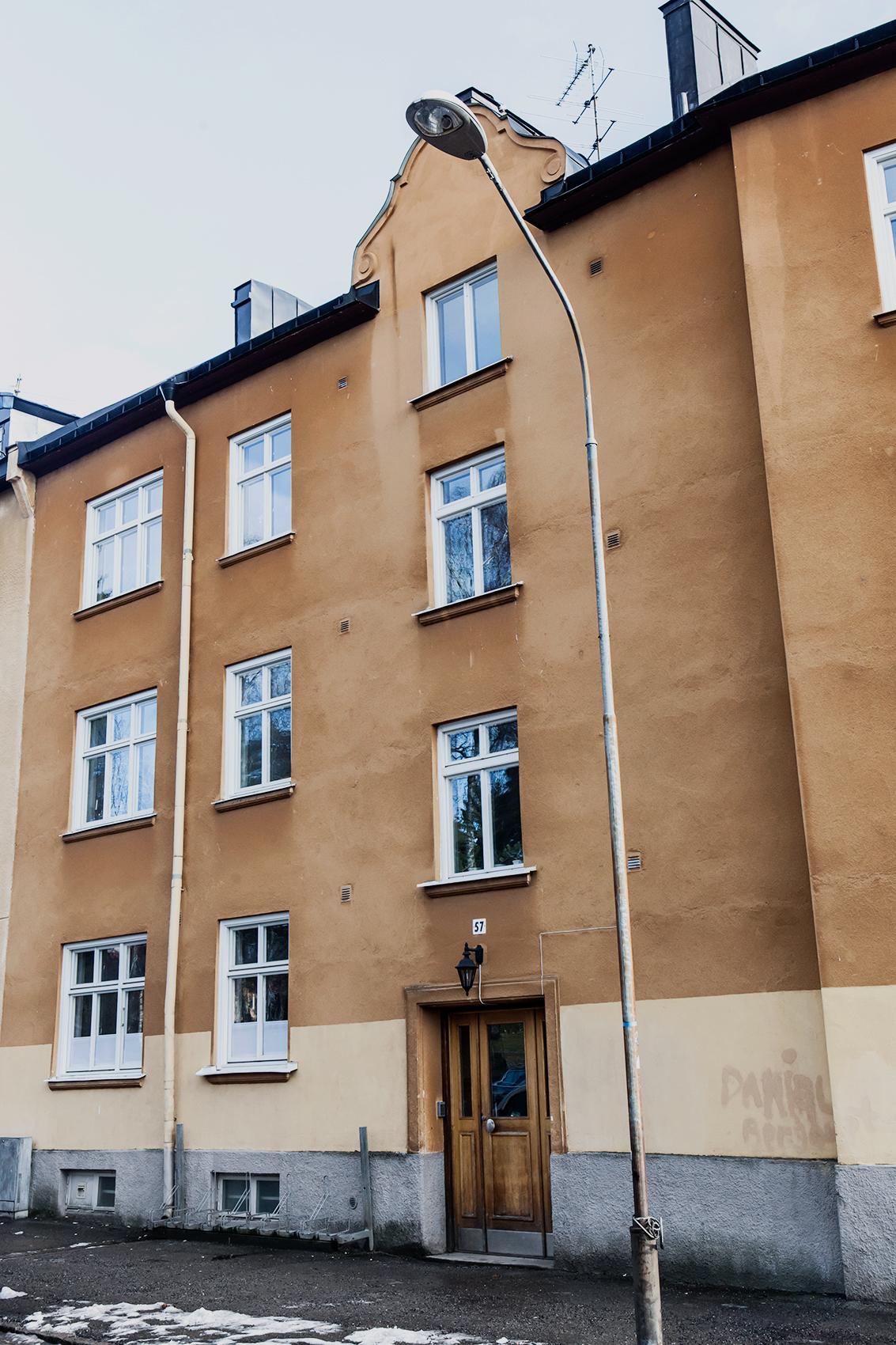 Gamla Enskede, Anna Malmberg 31