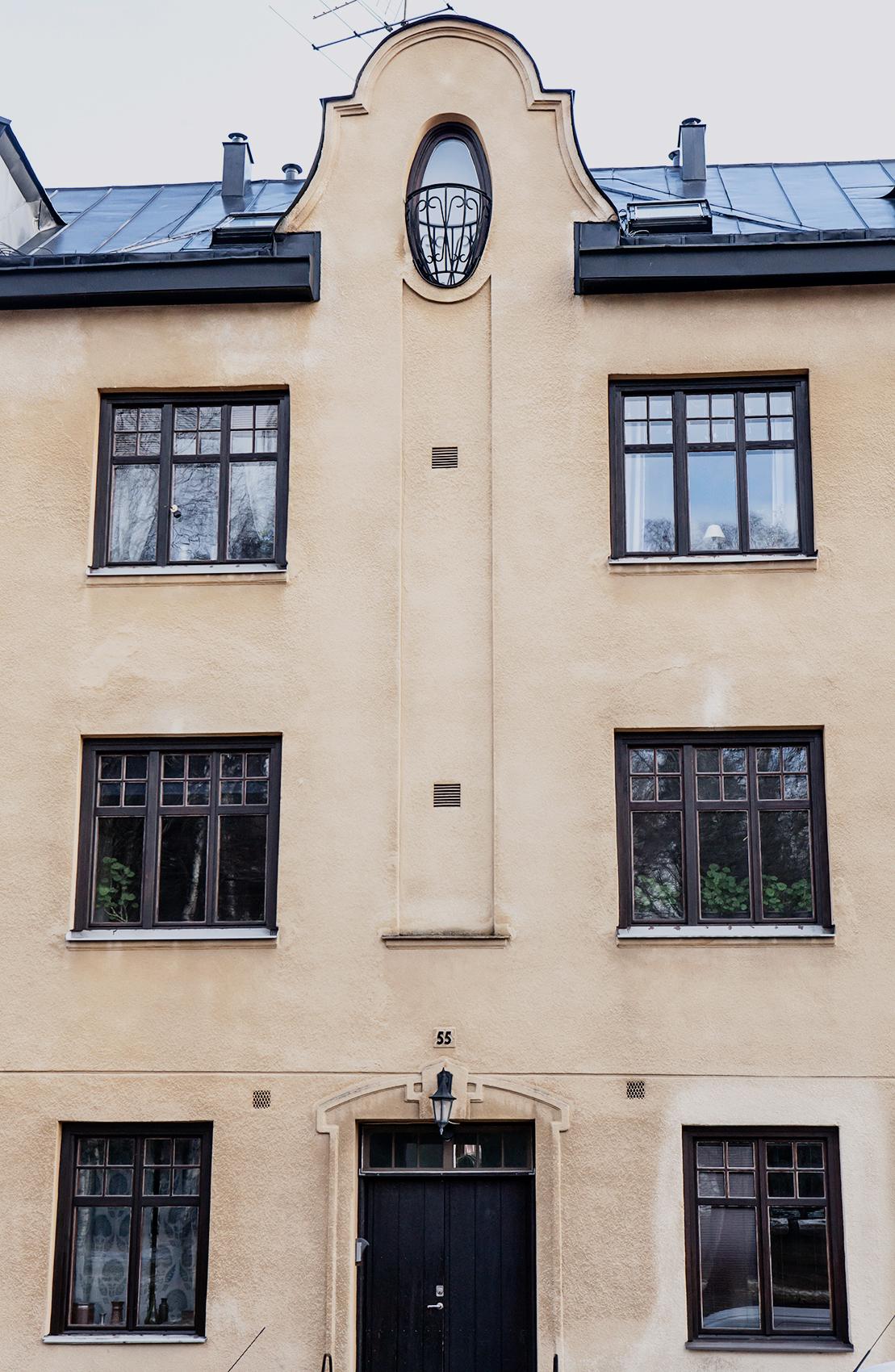 Gamla Enskede, Anna Malmberg 32