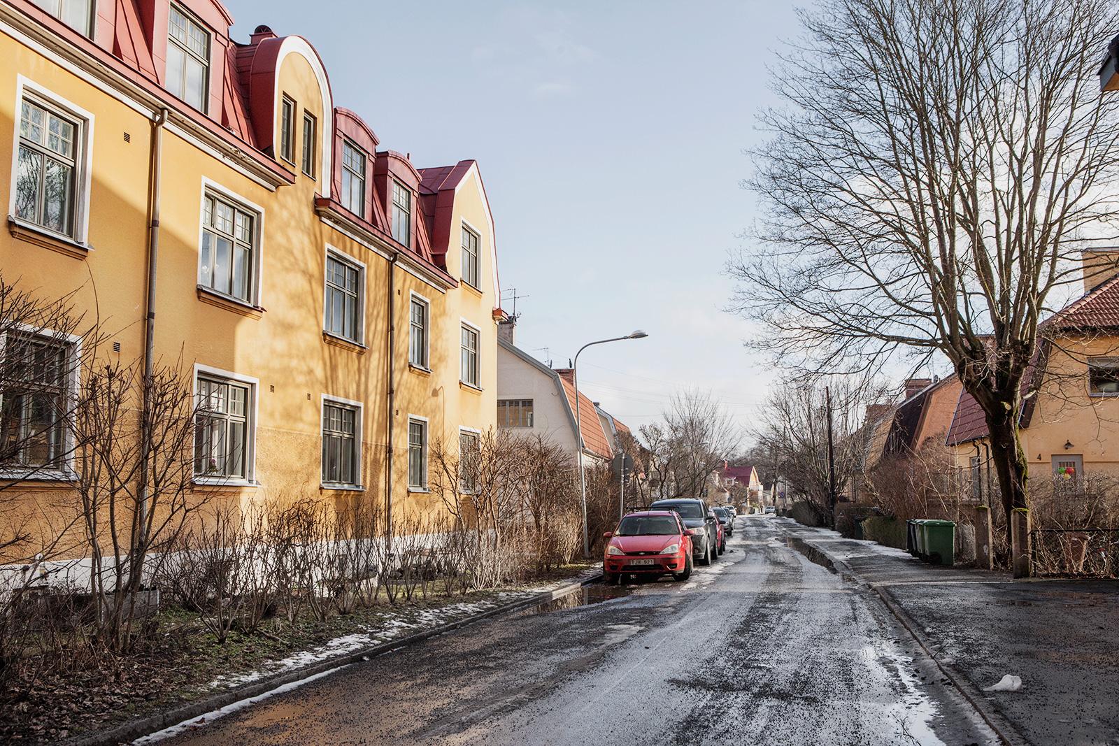 Gamla Enskede, Anna Malmberg 35