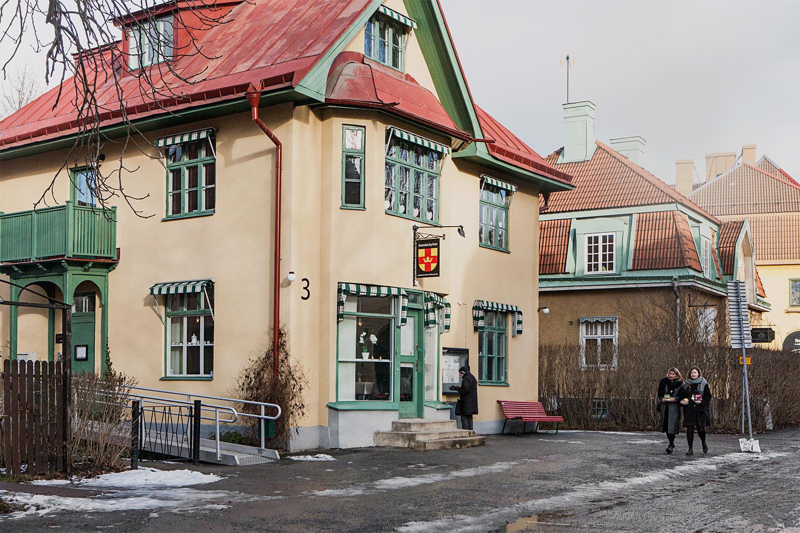 Gamla Enskede, Anna Malmberg 40