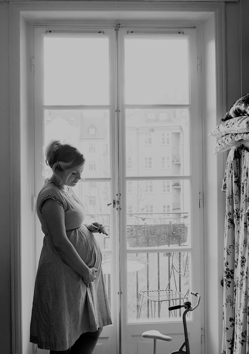 Elsa Billgren gravid, Anna Malmberg 01