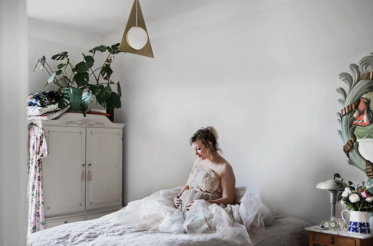 Elsa Billgren gravid, Anna Malmberg 08