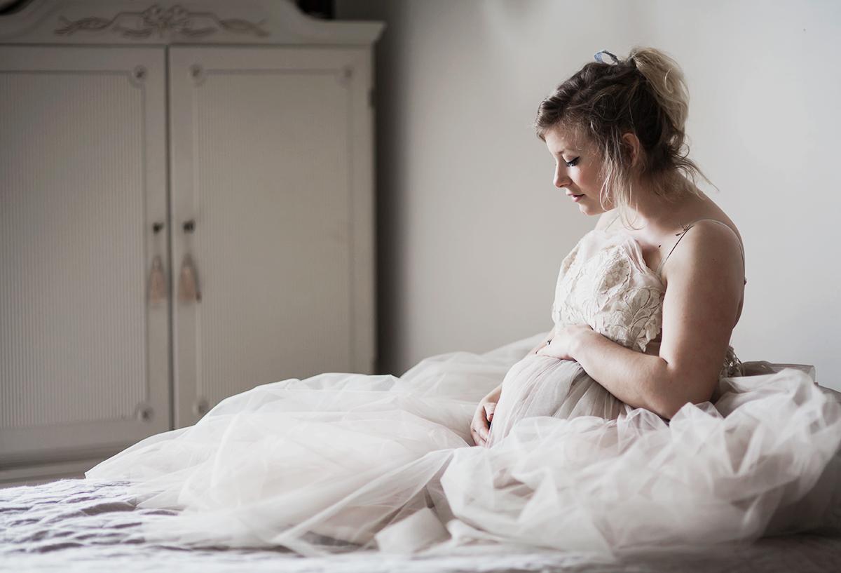 Elsa Billgren gravid, Anna Malmberg 11