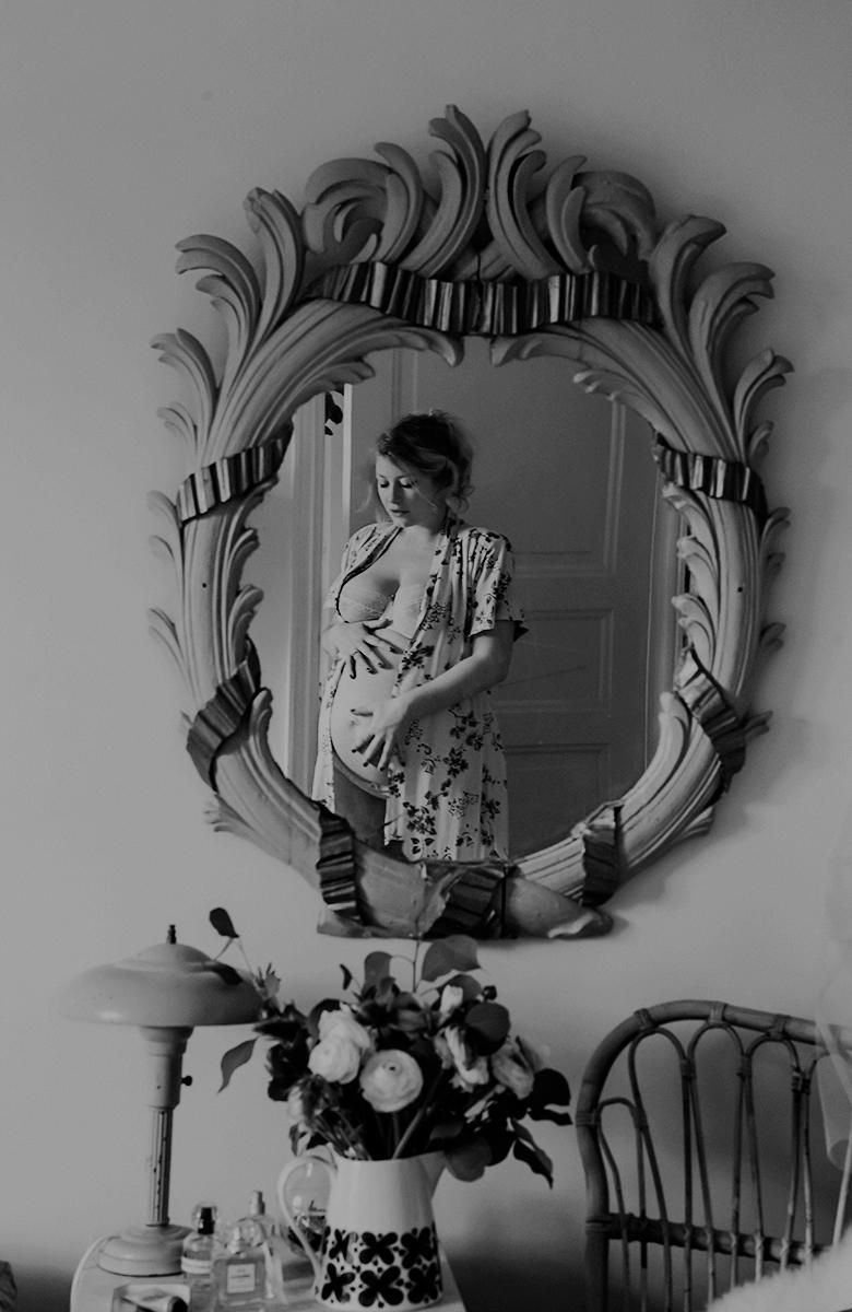 Elsa Billgren gravid, Anna Malmberg 15