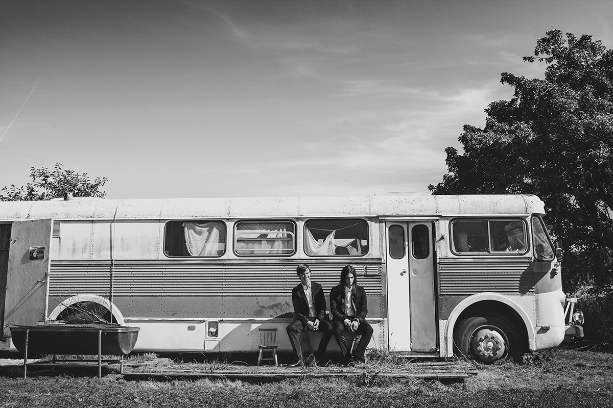 Anton's and Maria's bohemian wedding photo: Anna Malmberg n°43