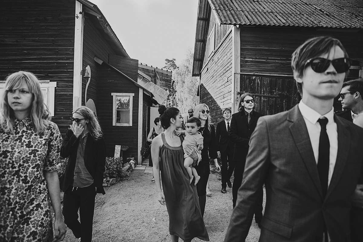 Anton's and Maria's bohemian wedding photo: Anna Malmberg n°62