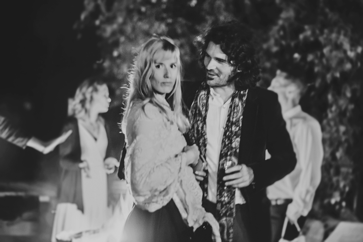 Anton's and Maria's bohemian wedding photo: Anna Malmberg n°36