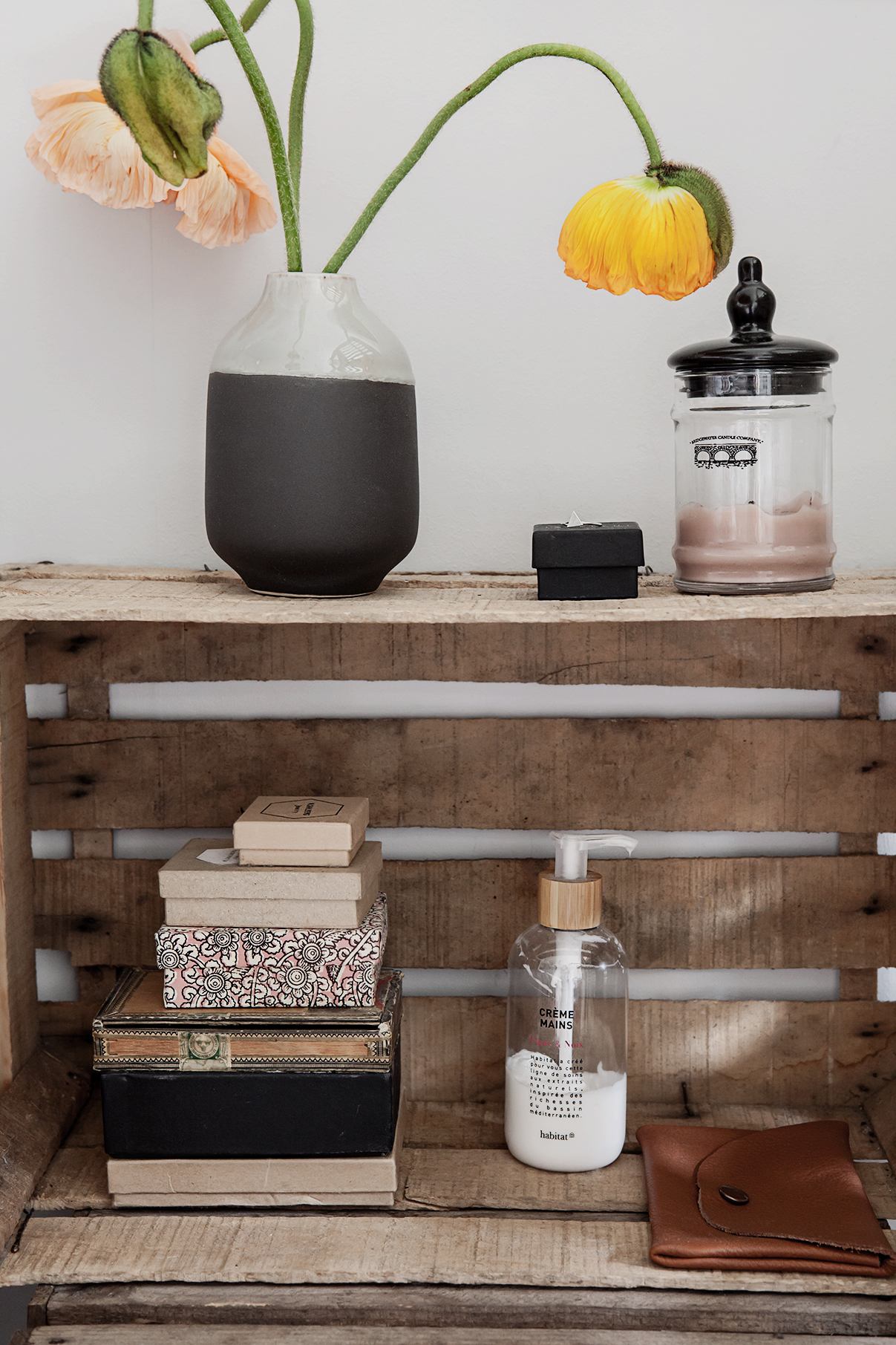 Bedside table copyright Anna Malmberg